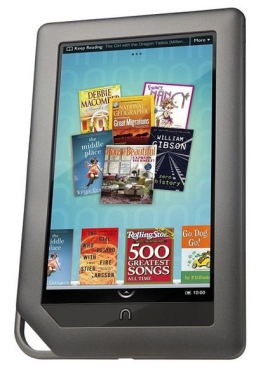 Refurbished Nook Color down to $139 shipped